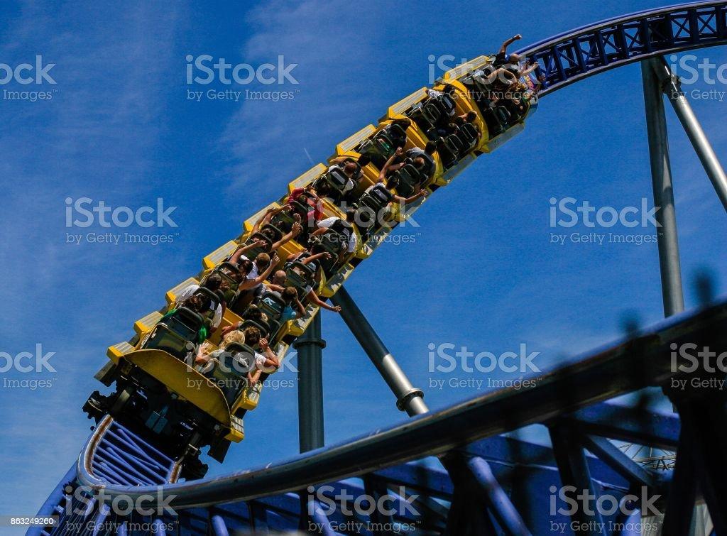 Achterbahn – Foto