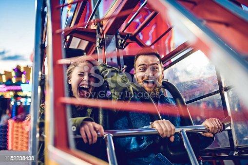 Rollercoaster Fun Times !!!