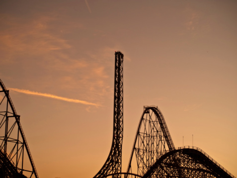 rollercoaster heaven magic mountain