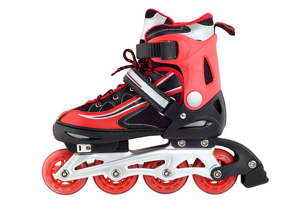 Rollerscates stock photo
