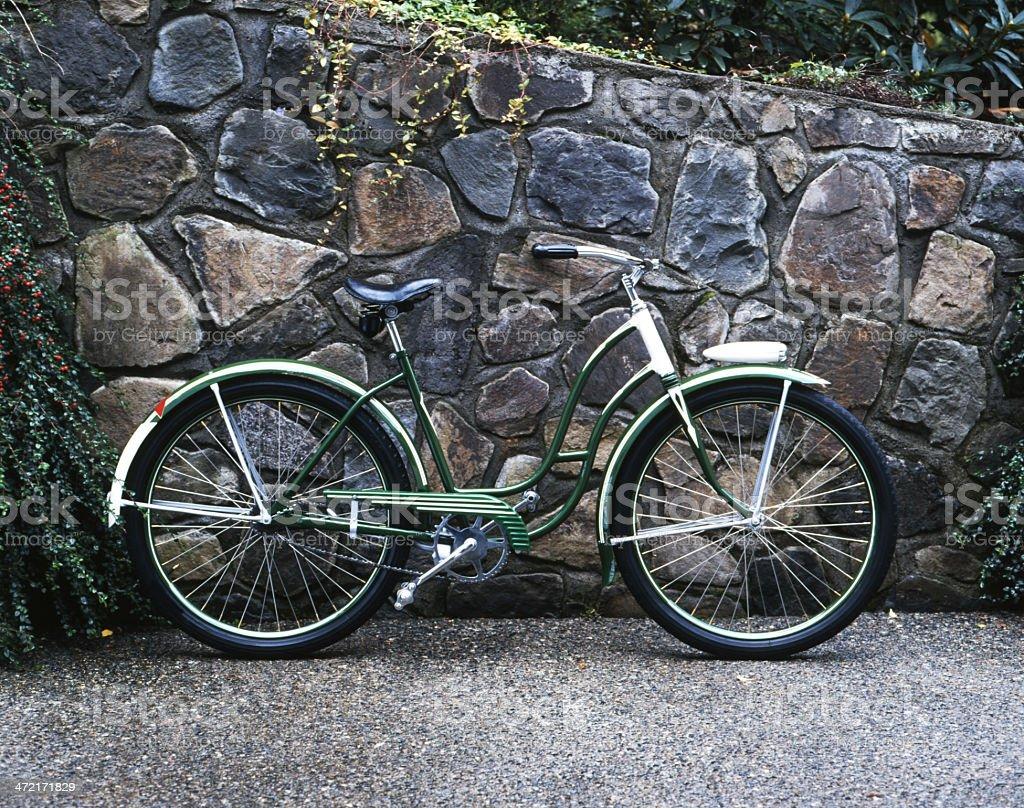 Rollfast V96 Vintage Bicycle stock photo