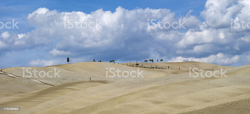 Rolling Landscape royalty-free stock photo
