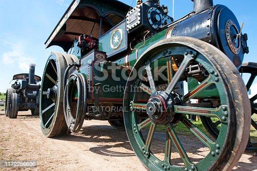 istock Rolling leviathans, England, UK 1172256636