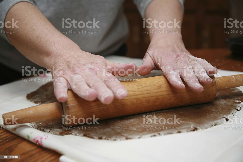 Rolling royalty-free stock photo