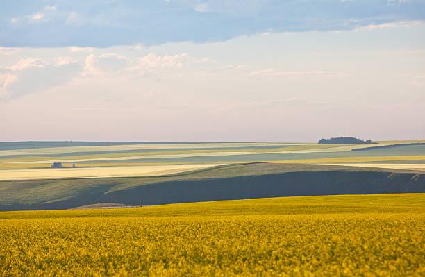 Rolling Prairie Landforms
