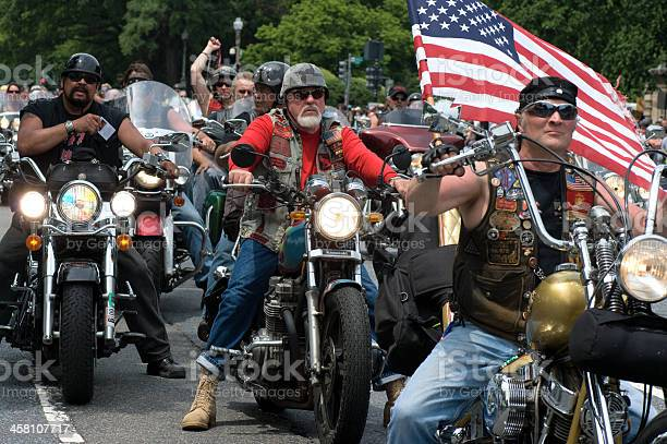 Rolling Thunder Stock Photo - Download Image Now