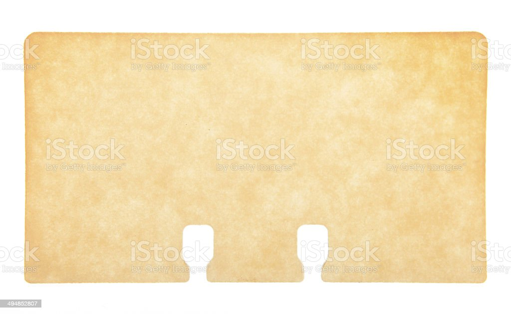 Rolodex card stock photo