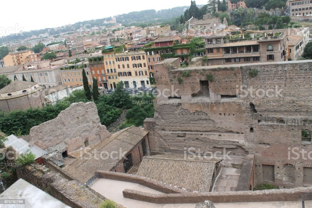Roma Forum Stock Photo - Download Image Now - iStock