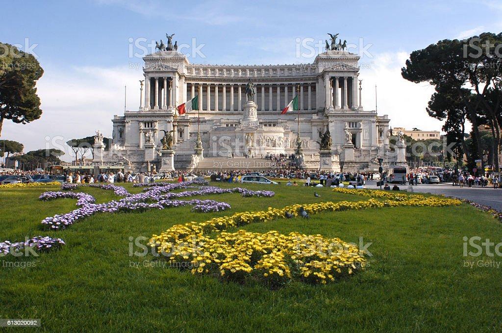 Roma stock photo