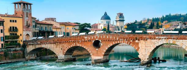 Roman arch bridge over adige river in verona historical center of picture id1166558798?b=1&k=6&m=1166558798&s=612x612&w=0&h=4iaxlda7mlvmrhyadabyngutotigzvma8aqve3nb ti=