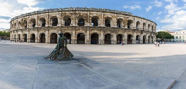 Römische Arena in Arles, Frankreich – Foto
