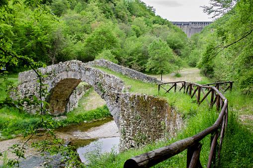 Ponte romano lll secolo a.c.
