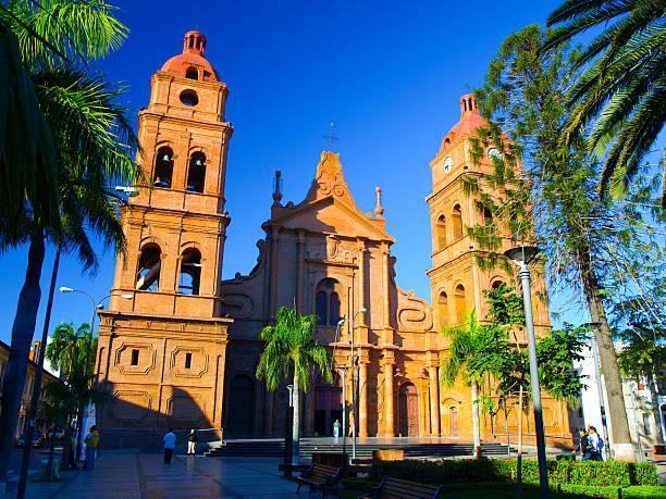 roman catholic archdiocese of santa cruz de la sierra in - 玻利維亞 個照片及圖片檔