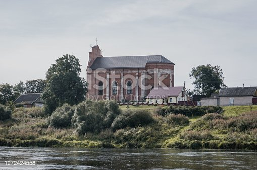 Roman Catholic Church of the Franciscans on the river Bank,
