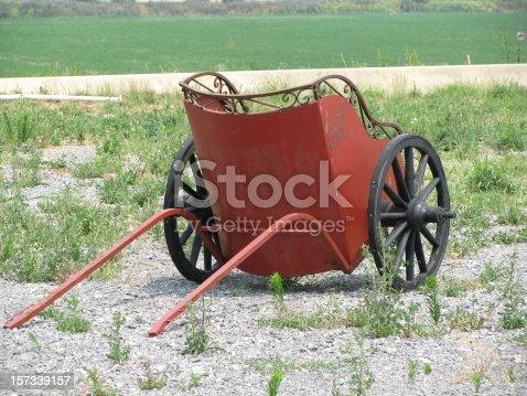 istock Roman chariot 157339157