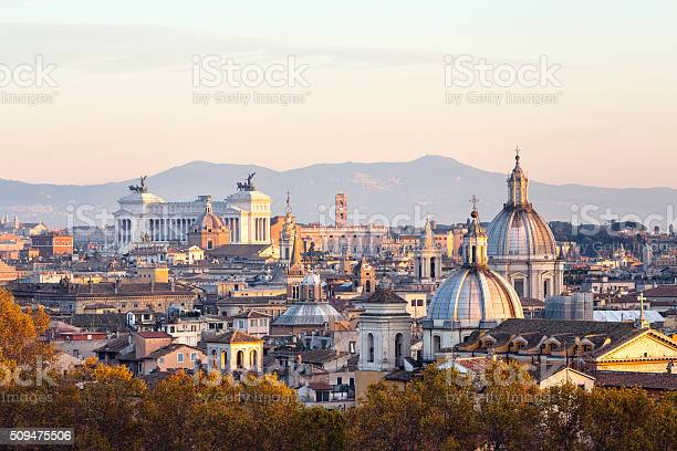 Roman citscape panorama at sunset rome italy picture id509475506?b=1&k=6&m=509475506&s=612x612&h=y5armhov0r8g0xdyvkj1 n25zu7ivpvouqrd9cceizu=