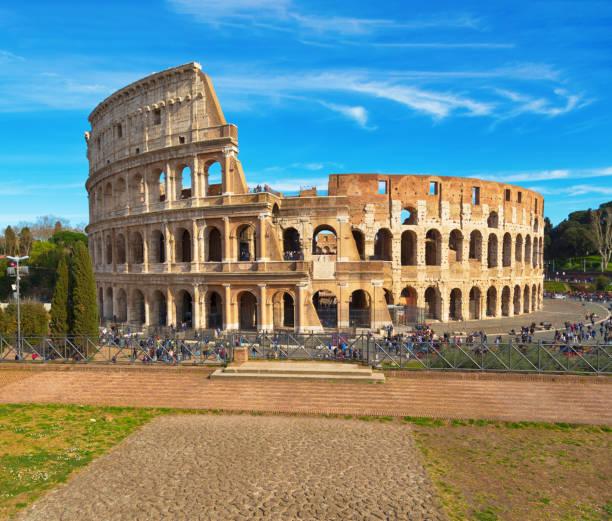 Römisches Kolosseum, Rom, Italien – Foto