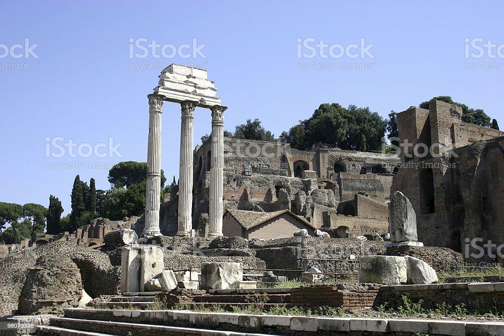 Foro Romano foto stock royalty-free