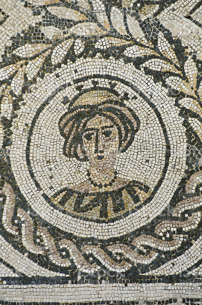 Römische Mosaik – Foto