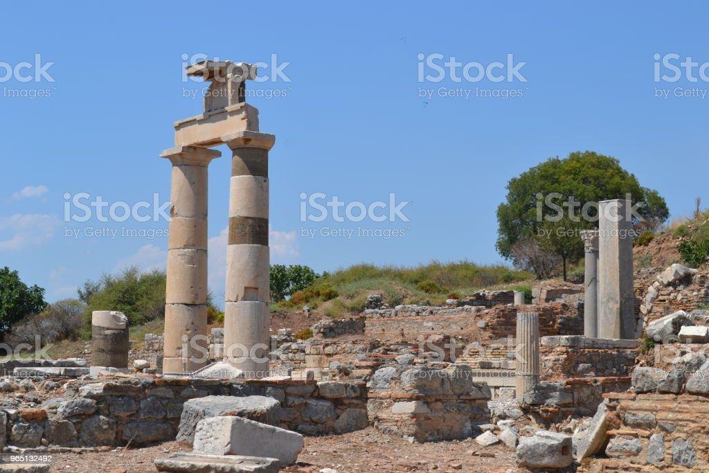 Roman Ruins zbiór zdjęć royalty-free