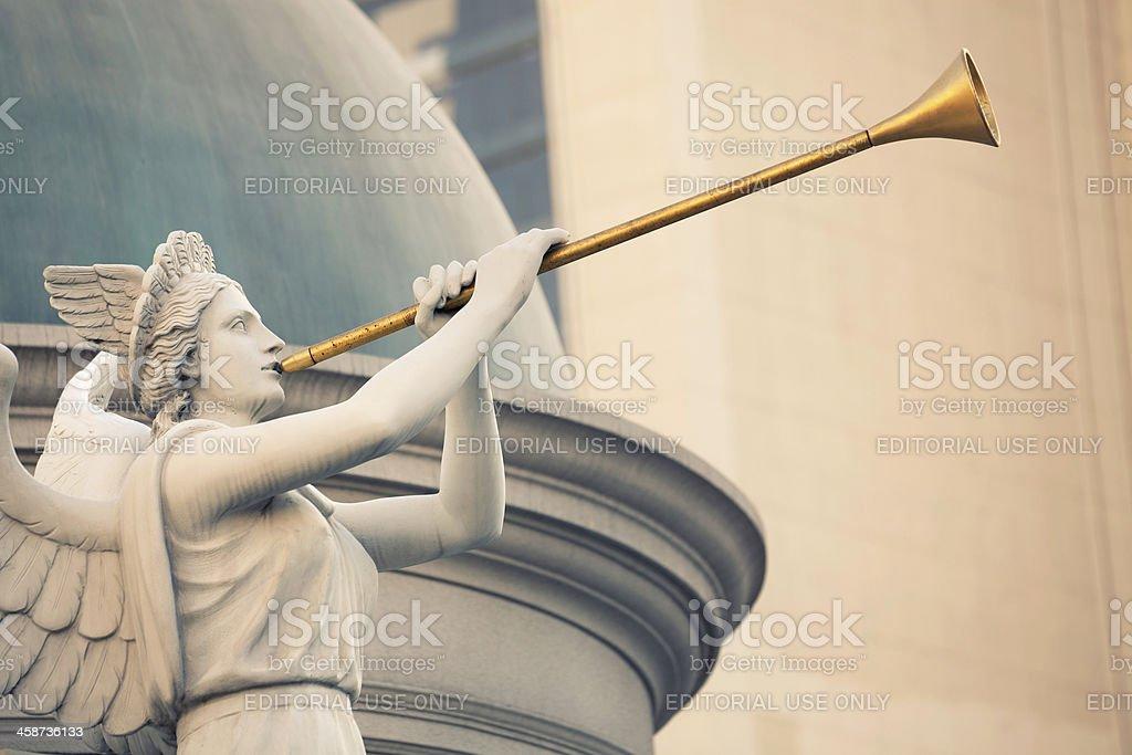 Roman sculpture royalty-free stock photo