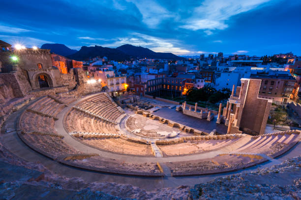 Römisches Theater in Cartagena – Foto