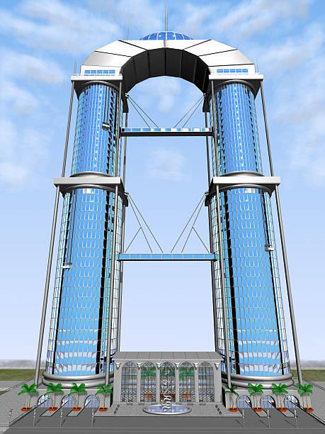 Römischer tower – Foto