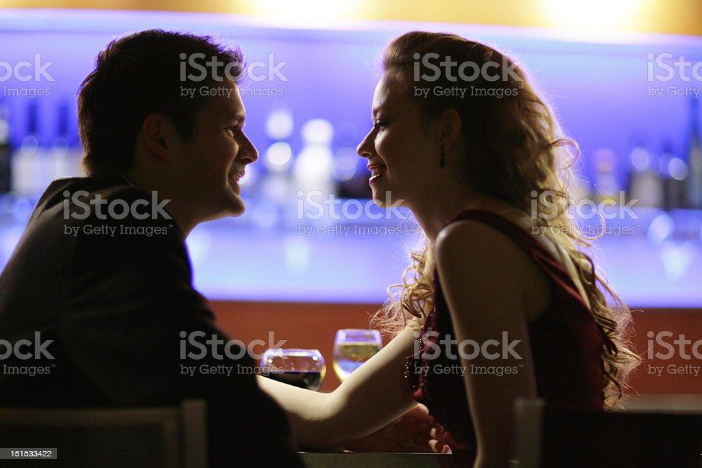 Romance 101 stock photo
