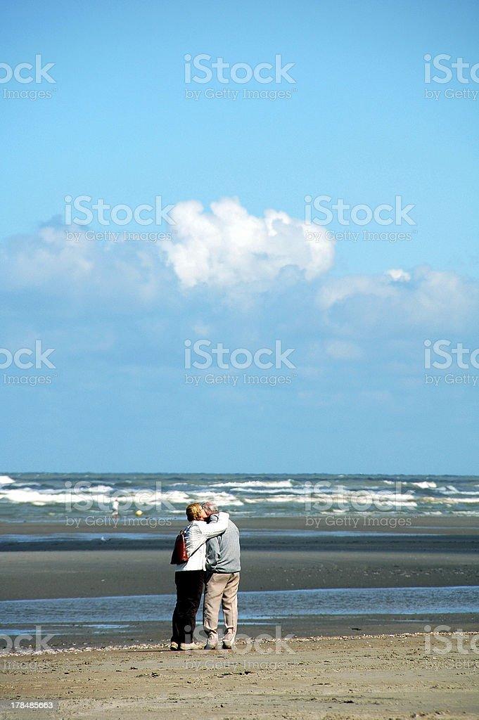 Romantik am Meer – Foto