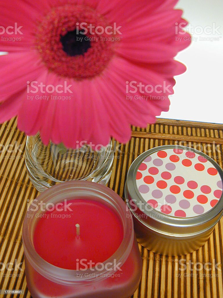 Romance - Health & Beauty Packaging royalty-free stock photo