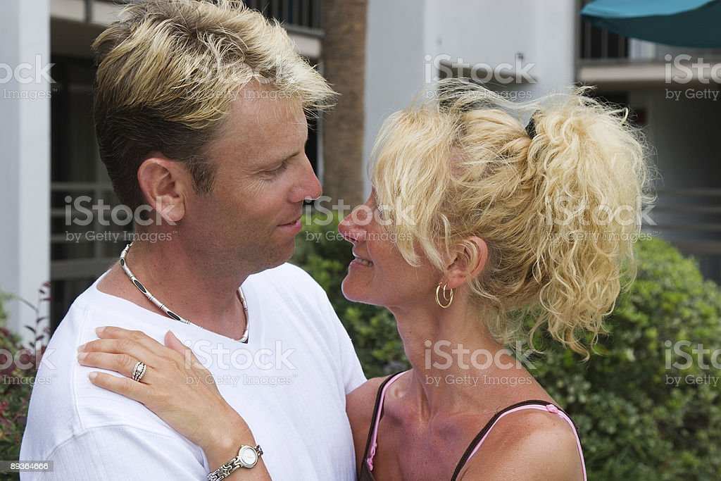 Romance royalty free stockfoto