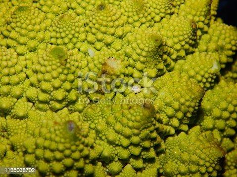 istock Romanesco Broccoli 1135038702