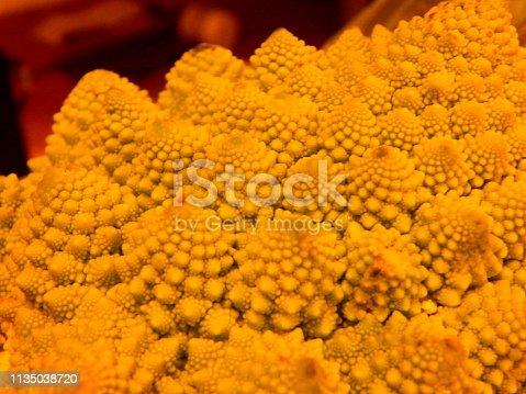 istock Romanesco Broccoli 1135038720