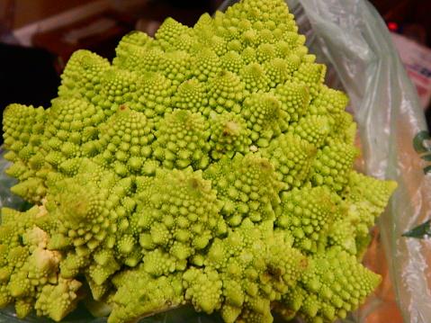 istock Romanesco Broccoli 1135038755