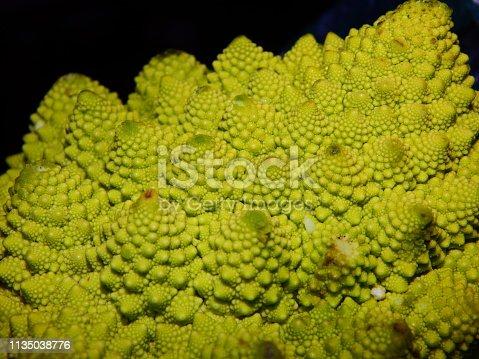 istock Romanesco Broccoli 1135038776