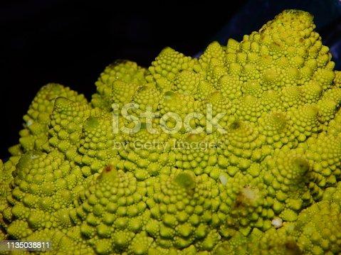 istock Romanesco Broccoli 1135038811