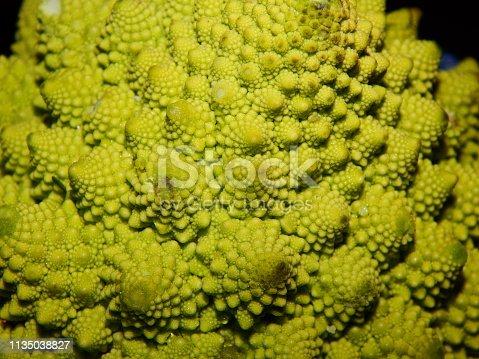 istock Romanesco Broccoli 1135038827