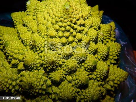 istock Romanesco Broccoli 1135038840