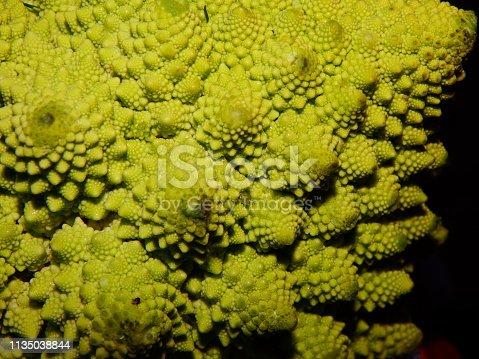 istock Romanesco Broccoli 1135038844