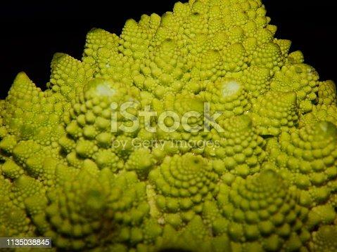 istock Romanesco Broccoli 1135038845