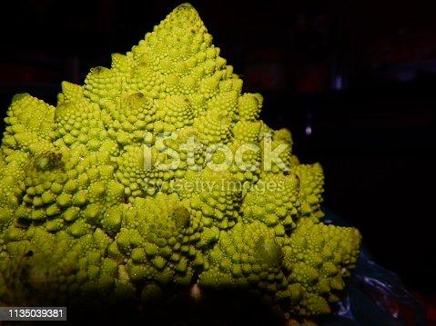 istock Romanesco Broccoli 1135039381
