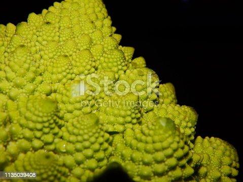 istock Romanesco Broccoli 1135039408