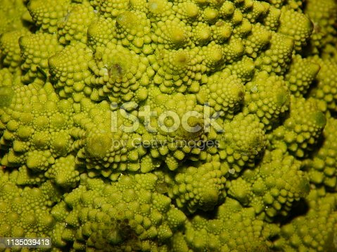 istock Romanesco Broccoli 1135039413