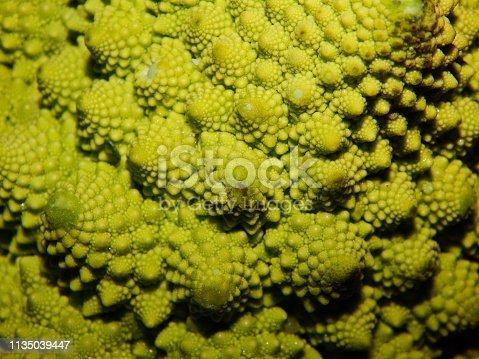istock Romanesco Broccoli 1135039447