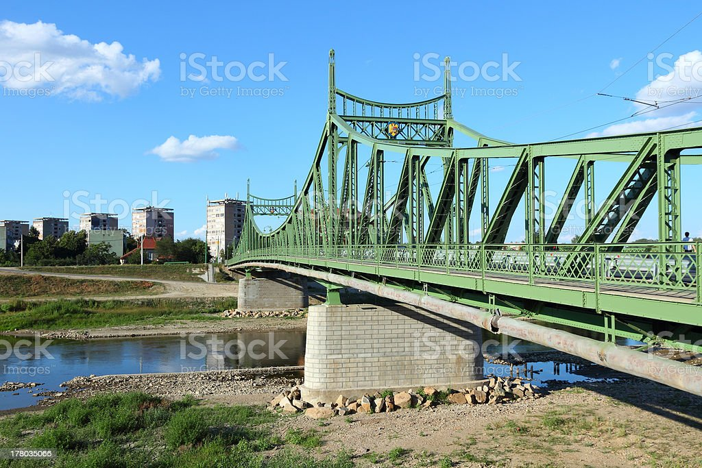 Romania - Arad stock photo