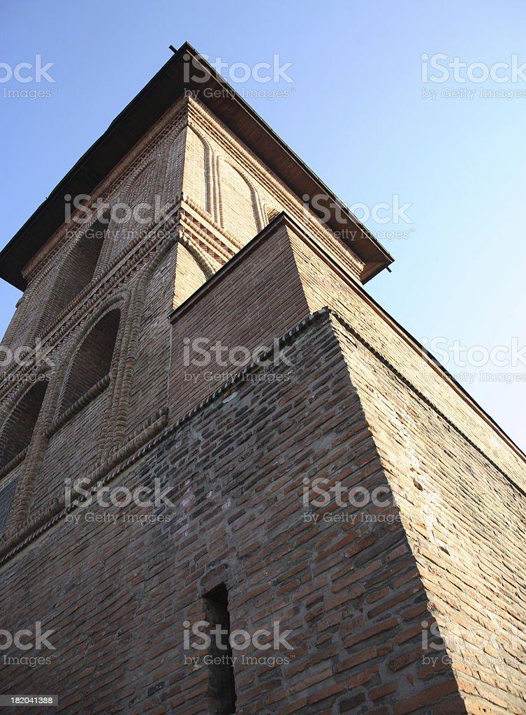 Romania: Bucharest Old Town royalty-free stock photo