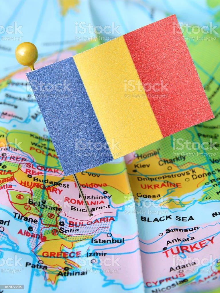 Romania royalty-free stock photo