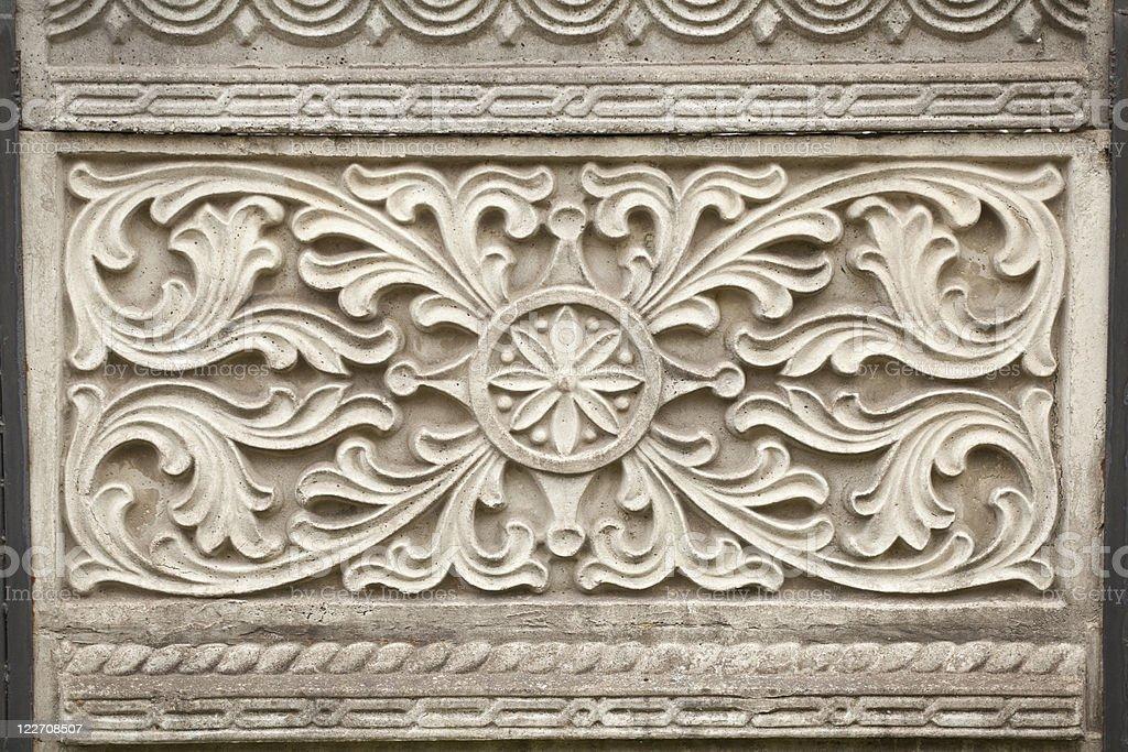 Romanian architecture royalty-free stock photo