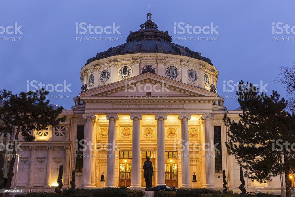 Romanian Athenaeum, Bucharest foto
