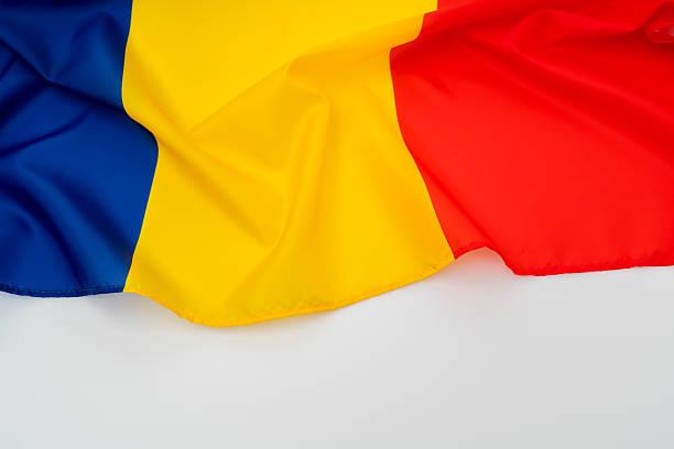 Rumänische Flagge  – Foto